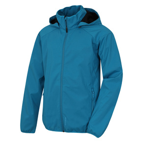 Pánská softshellová bunda Husky Sally M modrá, Husky
