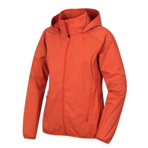 Dámská softshellová bunda Husky Sally L výrazně oranžová, Husky