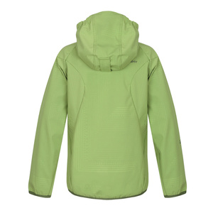 Dětská softshellová bunda Husky Sally Kids sv. zelená, Husky