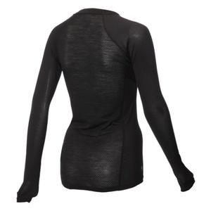 Dámské triko MERINO LS 000283-BK-01 černá, INOV-8