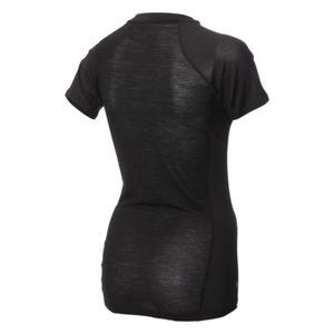 Dámské triko Inov-8 MERINO SS 000285-BK-01 černá, INOV-8