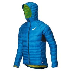 Běžecká bunda Inov-8 THERMOSHELL PRO FZ M 000747-BLYW-01 modrá se žlutou, INOV-8