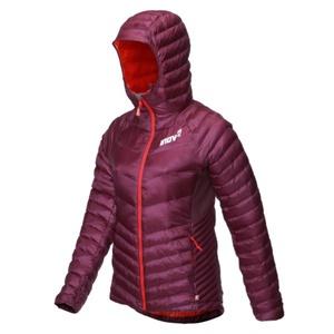 Běžecká bunda Inov-8 THERMOSHELL PRO FZ W 000733-PLRD-01 fialová s červenou, INOV-8