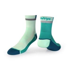 Ponožky VAVRYS CYKLO 2020 2-pa 46220-500 zelená, Vavrys