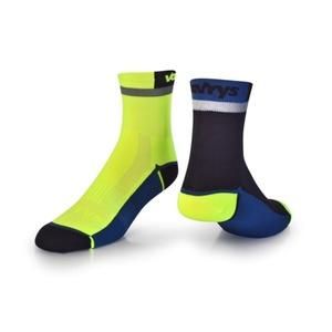 Ponožky VAVRYS CYKLO 2020 2-pa 46220-200 žlutá, Vavrys