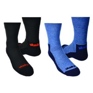 Ponožky Vavrys TREK CMX 2-pack 28326-83 černá+modrá, Vavrys