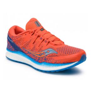 Pánské běžecké boty Saucony Freedom Iso 2 Org/Blu, Saucony