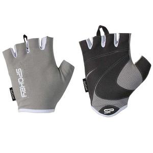 Dámské fitness rukavice Spokey LADY FIT šedé, Spokey