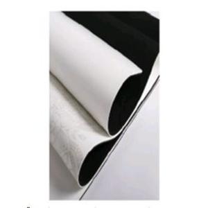 Semišová podložka na cvičení Spokey ARMA šedá 1,5 cm , Spokey