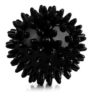 Masážní míček Spokey TEA 75 mm černý