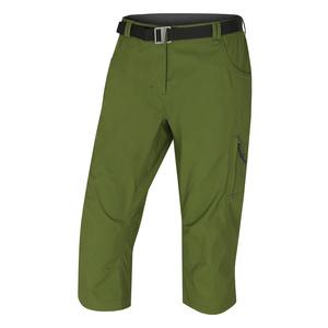Dámské 3/4 kalhoty Husky Klery L tm. zelená, Husky