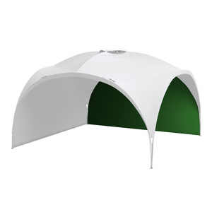 Zástěna Husky Broof XL zelená