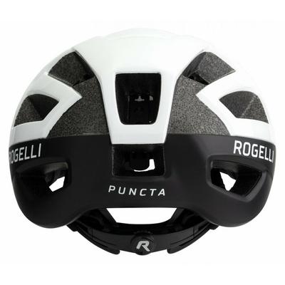 Helma Rogelli PUNCTA černá-bílá ROG351055, Rogelli