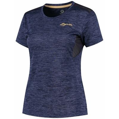 Dámské funkční tričko Rogelli INDIGO s krátkým rukávem, fialové 840.268