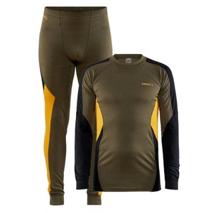 Set CRAFT CORE Dry Baselayer 1909707-648560 - tmavě zelená