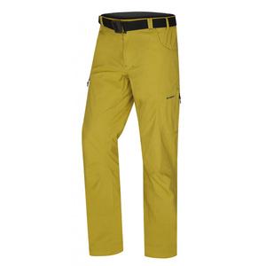 Pánské outdoor kalhoty Husky Kahula M žlutozelená, Husky