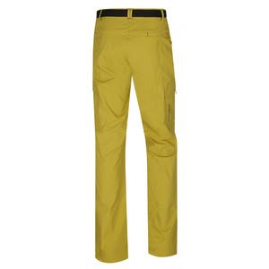 Dámské outdoor kalhoty Husky Kahula L žlutozelená, Husky