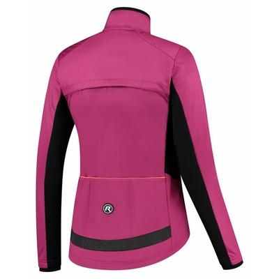 Dámská zimní bunda Rogelli Barrier růžová ROG351092, Rogelli
