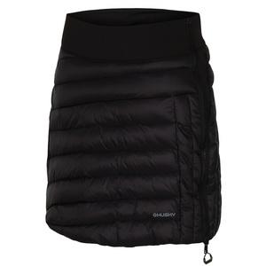 Dámská zimní sukně Husky Freez L černá