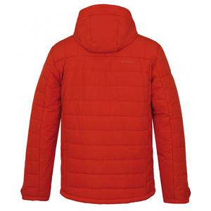 Pánská plněná zimní bunda Husky Norel M cihlová, Husky