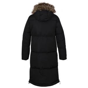 Dámský péřový kabát Husky Downbag L černá, Husky
