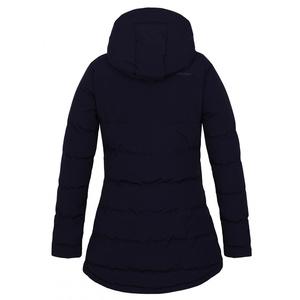 Dámský hardshell plněný kabátek Husky Nilit L tm. modrofialová, Husky