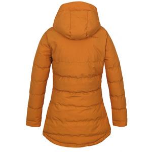 Dámský hardshell plněný kabátek Husky Nilit L tl. oranžová, Husky