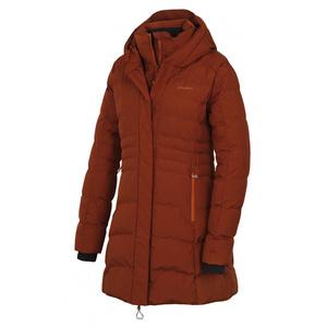 Dámský hardshell plněný kabátek Husky Normy L hnědá, Husky