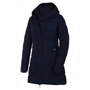 Dámský hardshell plněný kabátek Husky Normy L námořnická, Husky