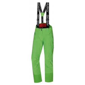 Dámské lyžařské kalhoty Husky Mitaly L neonově zelená, Husky