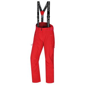 Dámské lyžařské kalhoty Husky Mitaly L neonově růžová, Husky