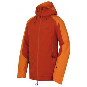 Pánská lyžařská bunda Husky Gambola M oranžovohnědá, Husky