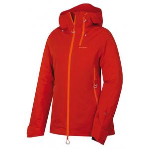 Dámská lyžařská plněná bunda Husky Gambola L cihlová