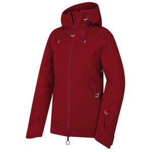 Dámská lyžařská plněná bunda Husky Gambola L purpurová