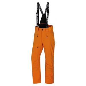 Pánské lyžařské kalhoty Husky Gilep M oranžová, Husky