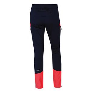 Dámské outdoor kalhoty Husky Kix L neonově růžová, Husky