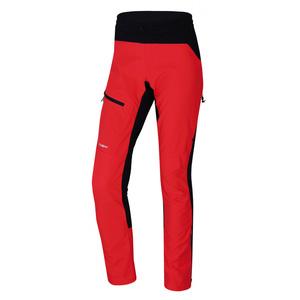 Dámské outdoor kalhoty Husky Kix L neonově růžová