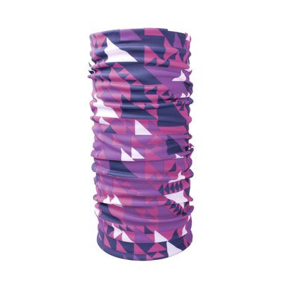 Multifunkční šátek Husky Printemp pink triangle, Husky