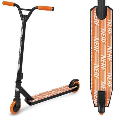 Koloběžka freestyle Spokey HASBRO STRIKE NERF černo-oranžová, Spokey