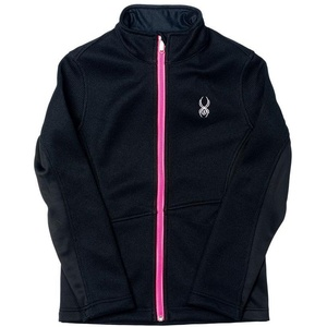 Svetr Spyder Girl`s Endure Core Mid WT Full Zip 155422-001, Spyder