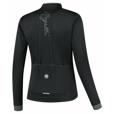 Dámská zimní bunda Rogelli Essential černá ROG351096, Rogelli