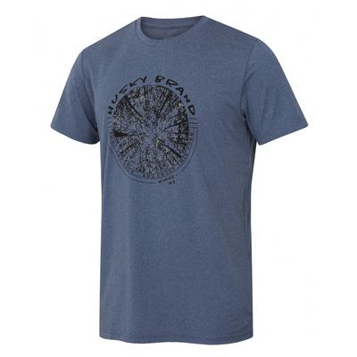 Pánské triko Husky Tash M tm. modrá, Husky