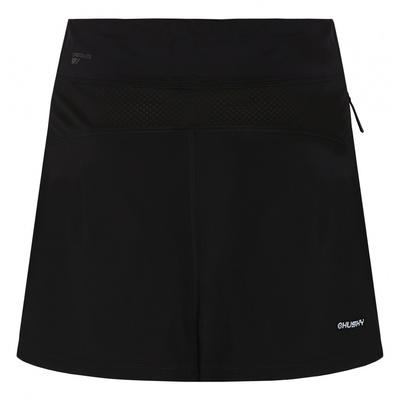 Dámská sukně se šortkami Husky Flamy L černá, Husky