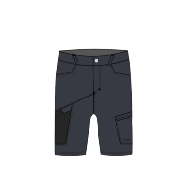 Šortky Direct Alpine Mordor short anthracite, Direct Alpine