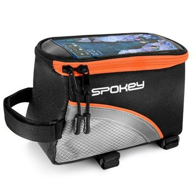 Spokey DIEGO cyklistická brašna na rám kola, Spokey