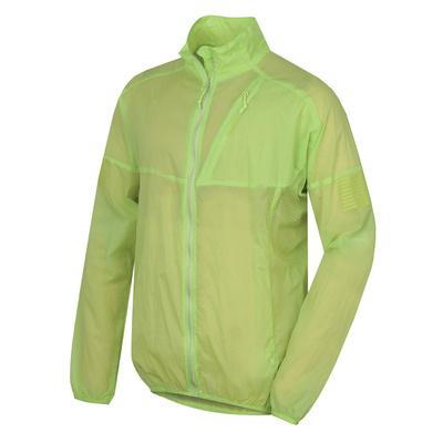 Pánská ultralehká bunda Husky Loco M sv. zelená, Husky