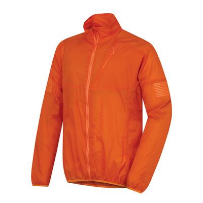 Pánská ultralehká bunda Loco M oranžová, Husky