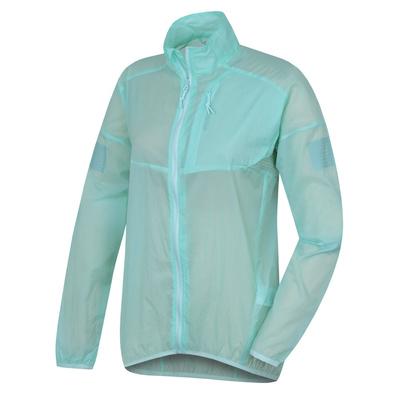 Dámská ultralehká bunda   Loco L sv. tyrkysová