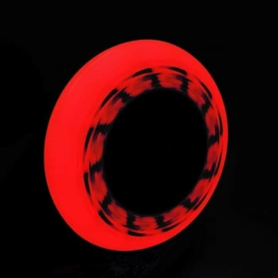 Sada Koleček Tempish FLASHING 80x24 85A red, Tempish