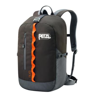 Lezecký batoh PETZL Bug 18 l šedý